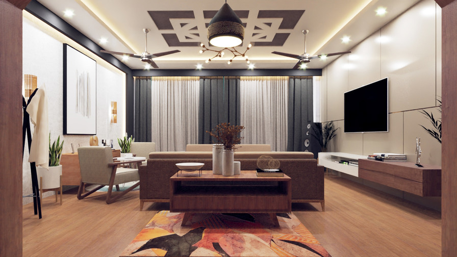 Drawing Room-Renovation/Decor Project.