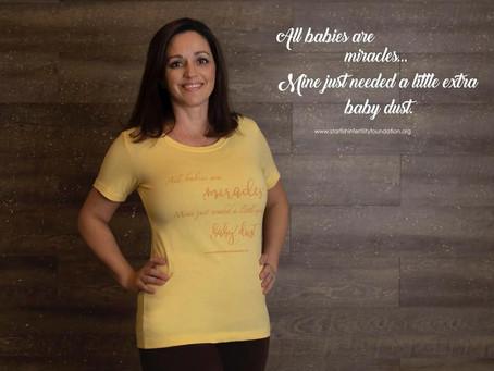 Weekly Warrior - Meet Kara from the Starfish Infertility Foundation