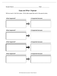 Cause Effect PDF