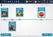 Interactive Timeline App