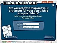 Interactive Persuasive Map