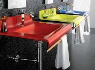 ¿Qué podemos hacer con los materiales Solid Surface?