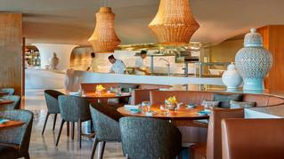 Barras de restaurantes modernas: Bleu de Casablanca