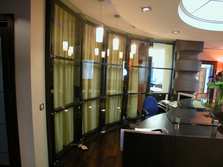 Barras de recepción de hotel - Éxito asegurado