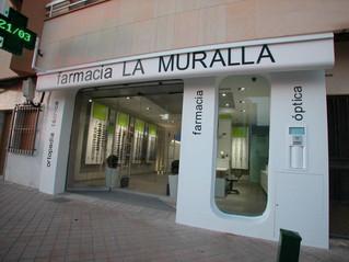 Corian idóneo para fachadas de negocios originales y en 3d