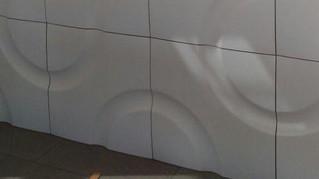 Revestimientos con paredes 3d de madera en Madrid