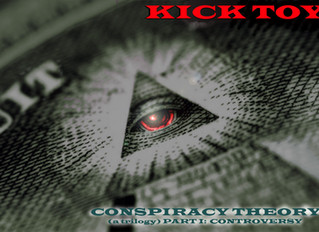 Conspiracy Theory is ready to go!