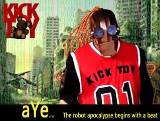 Meet aYe and welcome the robot apocalypse!