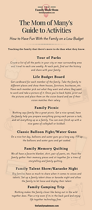 The Mom of Many's  Guide to Activities.p