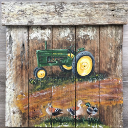 John Deere & Ducks