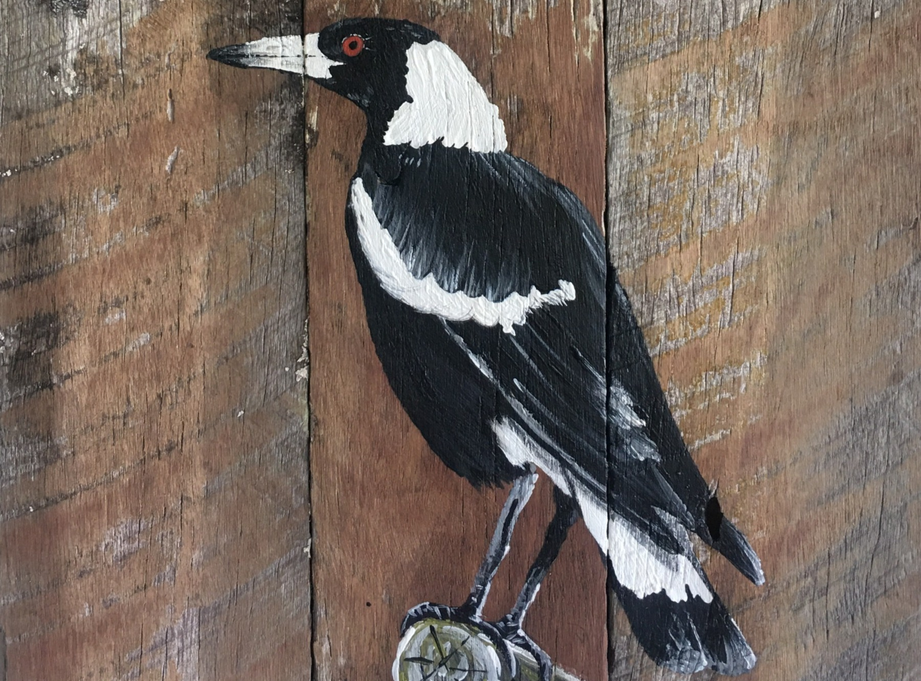 Magpie Song