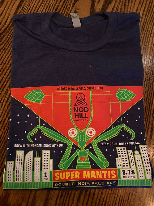 Super Mantis T Shirt