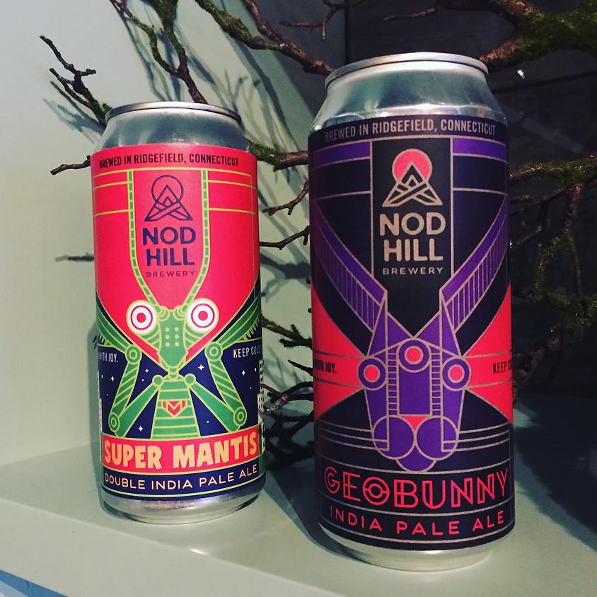 Geobunny & Super Mantis Can Release