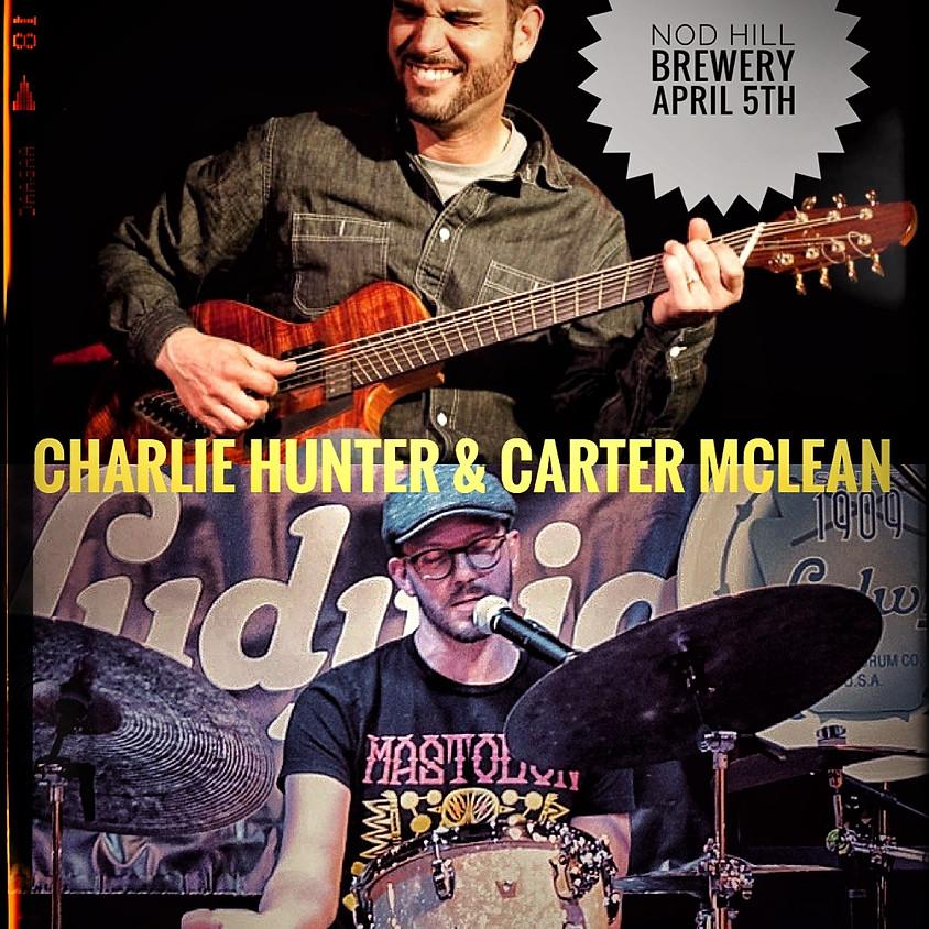 Charlie Hunter & Carter McLean Duo