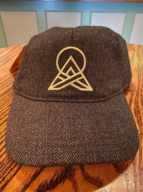 Herringbone Wool Hat