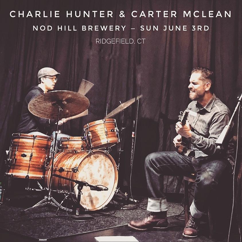 SOLD OUT Charlie Hunter & Carter McLean