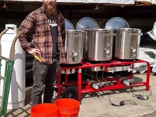 Meet our head brewer