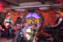 "Рок-группа ""7Storm"" (Рок-Клуб «Machine Head», 20.11.2016г.)"