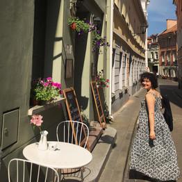 חוויה מוסיקלית בוילנה עם מאיה פנינגטון