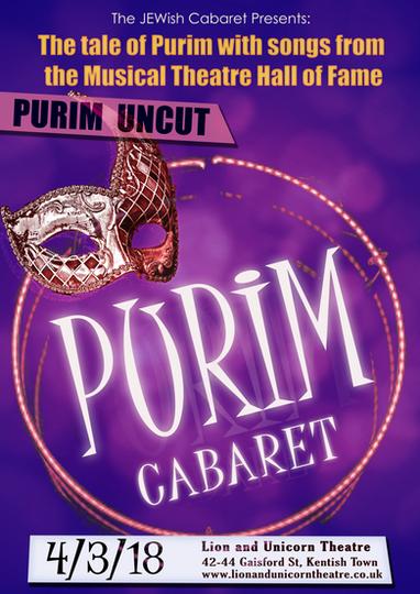 Purim Cabaret    March 2018