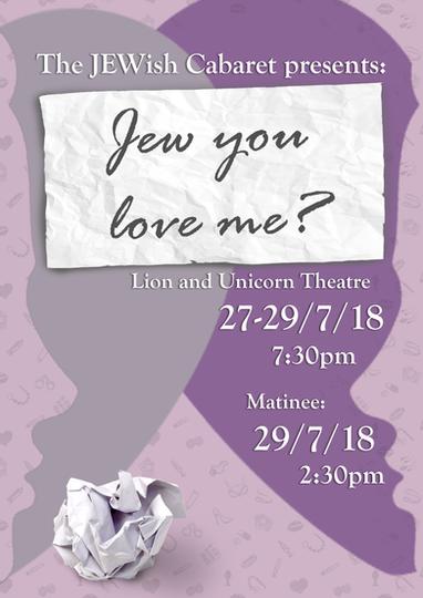 Jew You Love Me? July 18
