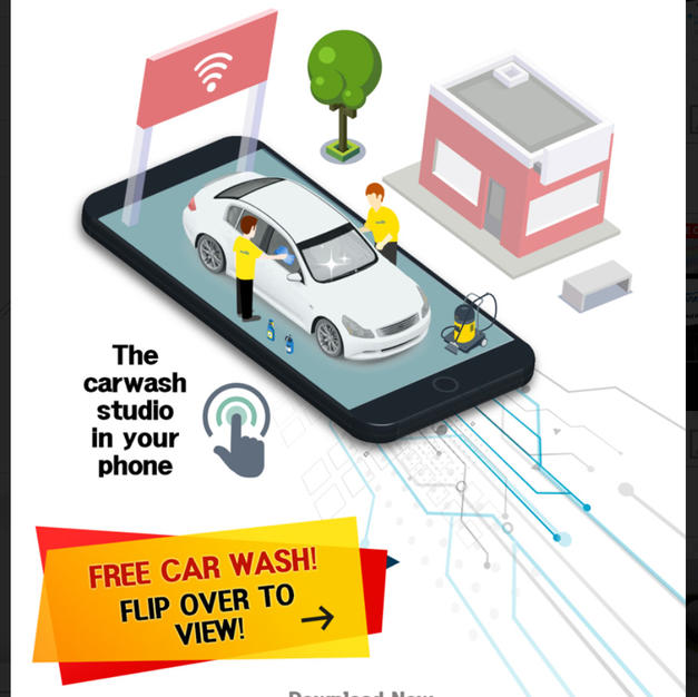 Ewash Mobile App