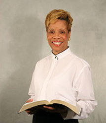 Long Sleeved Clergy Blouse