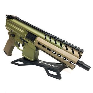 MXP - noveske bazooka green - magpul FDE