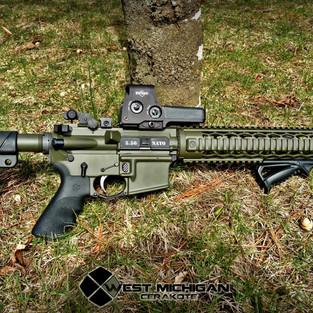 AR-15 Mil-Spec OD Green H-240 (2) copy.J