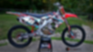 Cerakote Automotive - Dirt Bike