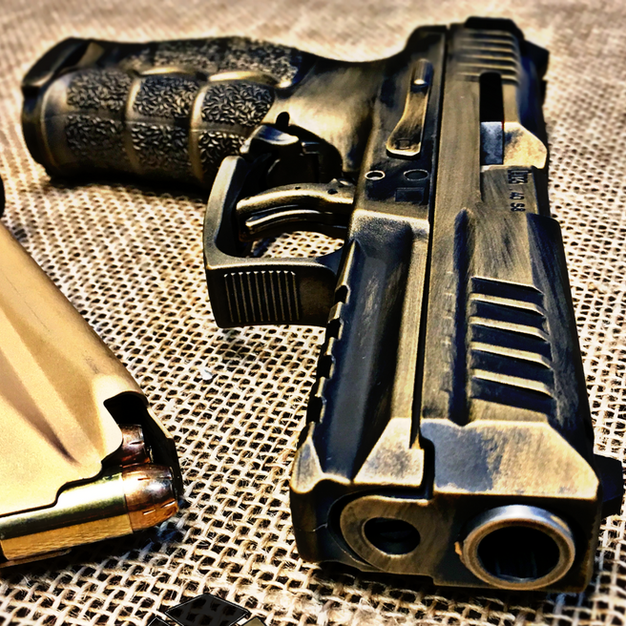 H&K VP40_burnt bronze_distressed_cerakote.png