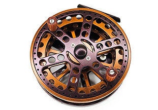 Gun Candy + Cerakote Custom Fly Fishing Reel