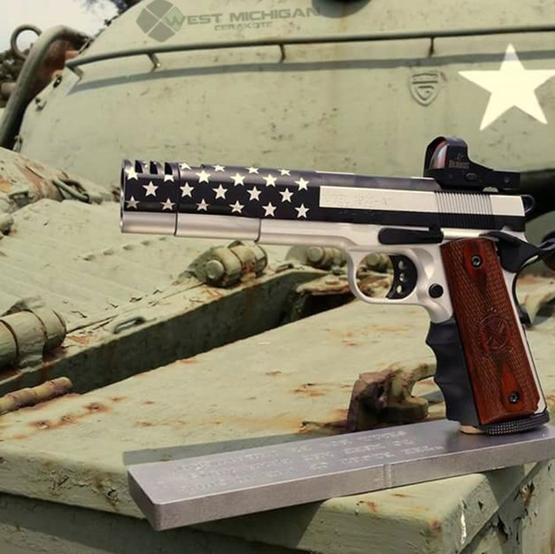 Springfield 1911_Stars and Stripes.J