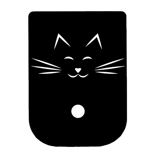 Cat Whiskers Glock Magazine Base Plate