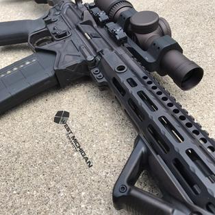 AR-15 H-293 Vortex Bronze Distressed (2)