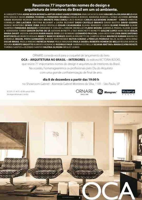 Convite - OCA