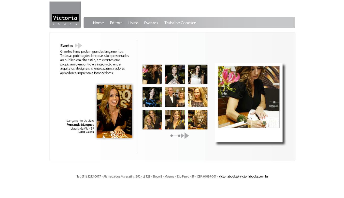 WebSite - Victoria Books
