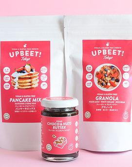 UPBEET!朝食セット