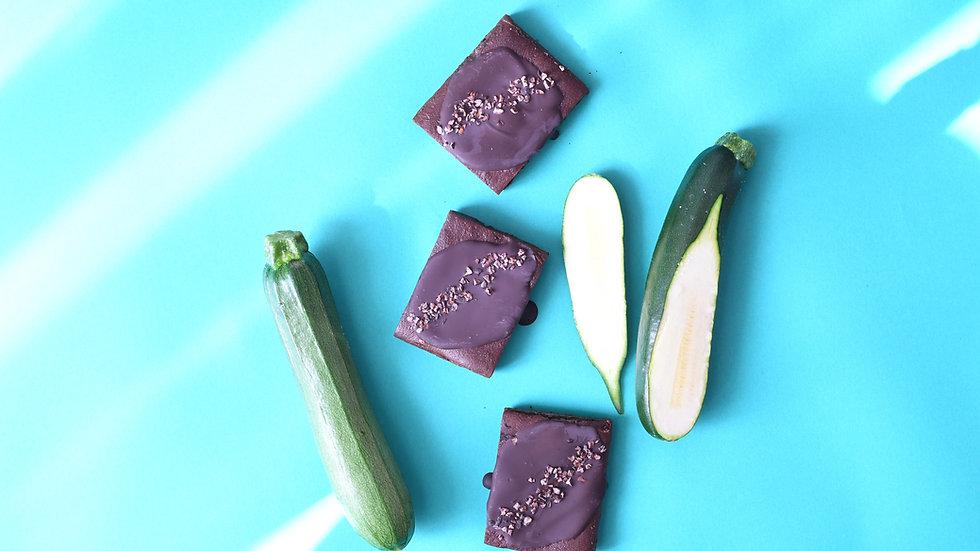 チョコレート ズッキーニケーキ(3個)