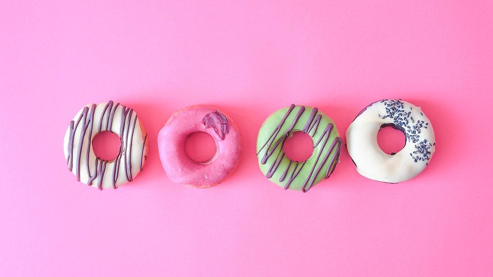 UPBEET!Tokyoドーナツ 全4種食べくらべセット