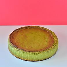 チーズケーキ 有機抹茶(5号ホール)