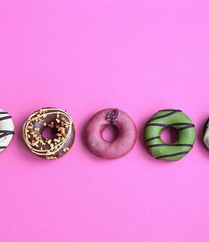 UPBEET!Tokyoドーナツ 全5種食べくらべセット