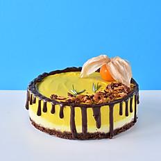 ターメリックチョコレート ケーキ
