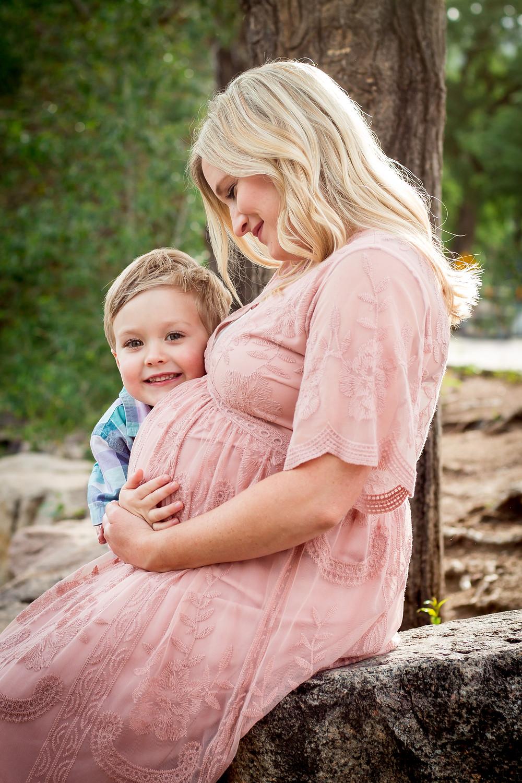 Lifestyle Maternity Photos Golden, CO