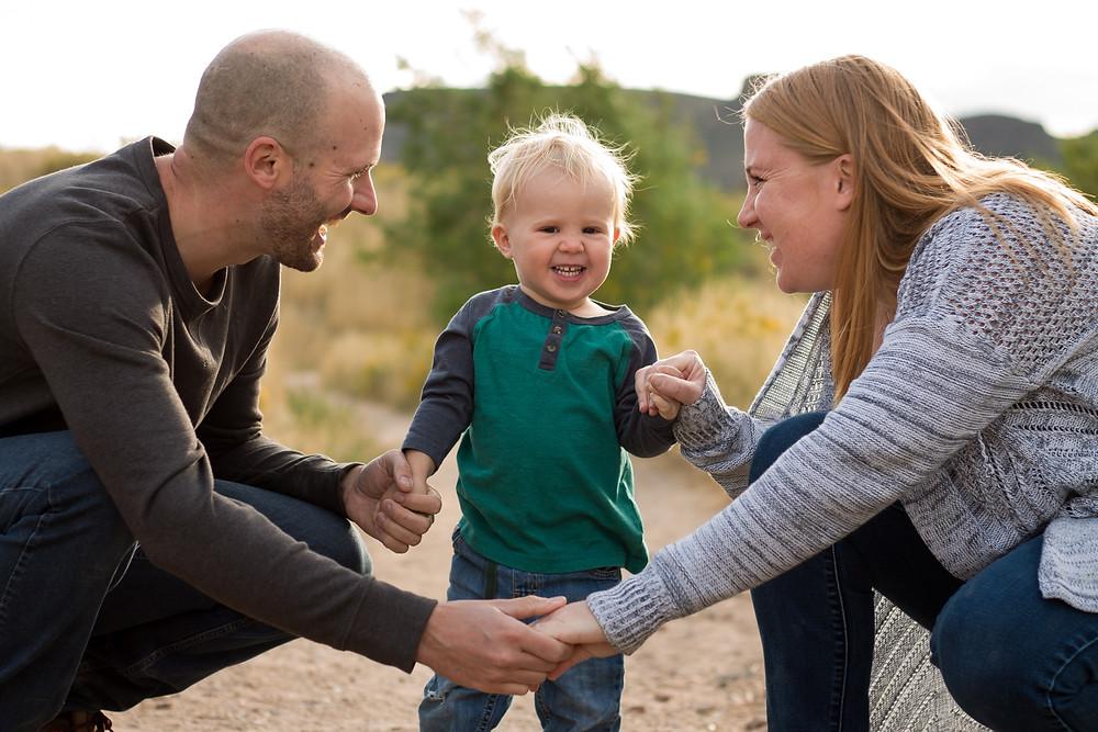 Lifestyle Family Photographs Toddler Golden, CO