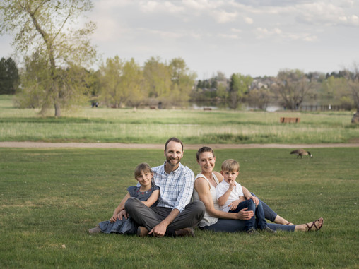 A Tale of Two Christmas Cards: a Short Story About Quality   Family Photography   Lakewood, Colorado