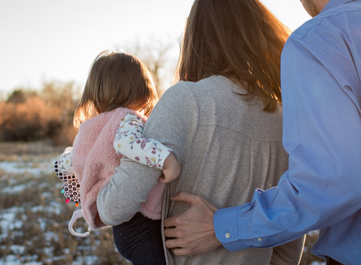 What Lifestyle Family Photography Feels Like: Katie's Story   Littleton, Colorado