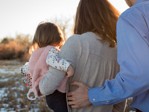 What Lifestyle Family Photography Feels Like: Katie's Story | Littleton, Colorado