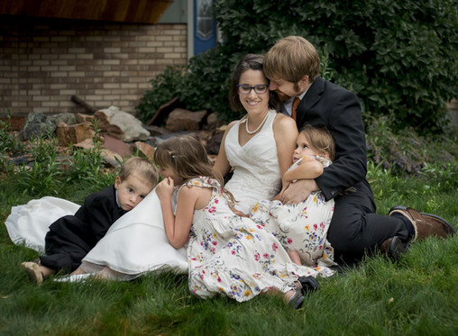 After All These Years   Family Photographer Arvada, Colorado
