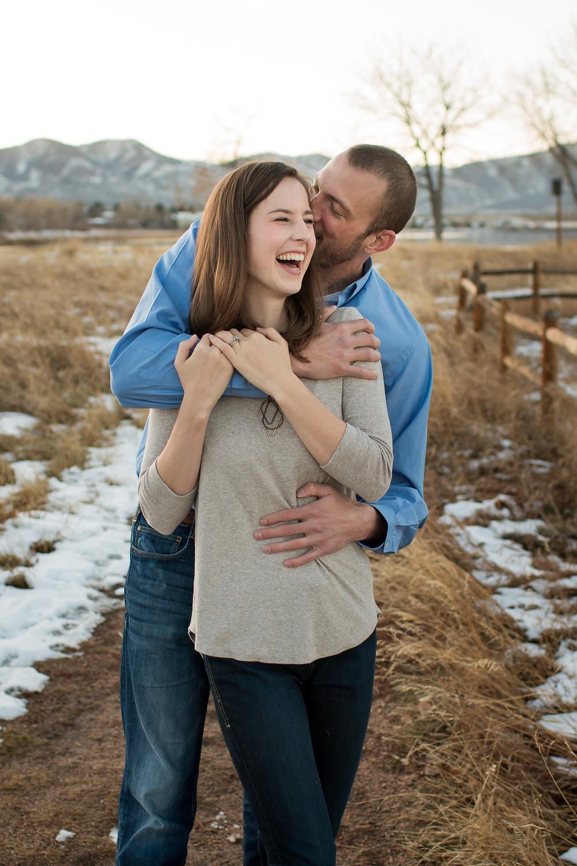 Family Portrait Romantic Couple Littleton, Colorado